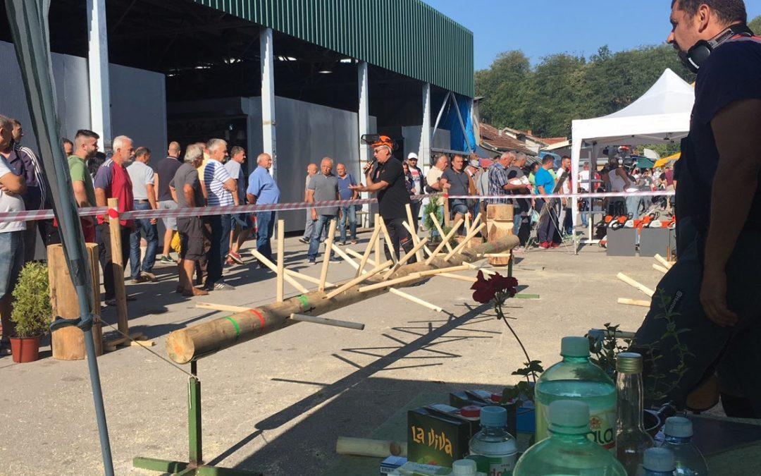 Комора инжењера шумарстава Србије на Сајму пољопривреде у Краљеву