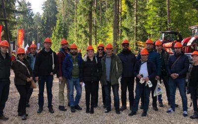 Комора инжењера шумарства Србије на сајму АУСТРОФОМА 2019